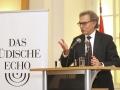 """Präsentation """"DAS JÜDISCHE ECHO"""" in der Diplomatischen Akademie am 20.11.2014"""