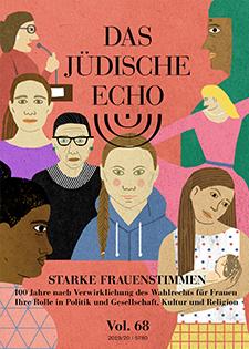 Cover der Ausgabe 2019